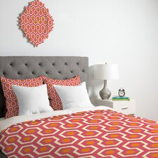 <strong>DENY Designs</strong> Caroline Okun Zest Duvet Cover Collection
