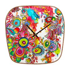 <strong>DENY Designs</strong> Stephanie Corfee Miss Penelope Wall Clock