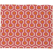 Caroline Okun Zest Polyester Fleece Throw Blanket