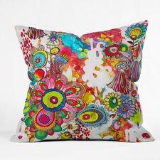 Stephanie Corfee Miss Penelope Outdoor Throw Pillow