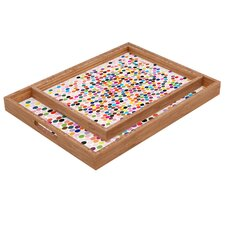 Garima Dhawan Dance 3 Rectangular Tray