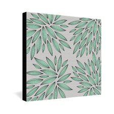 Mint by Gabi Graphic Art on Canvas