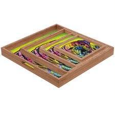 Dean Russo Hey Bulldog Square Tray