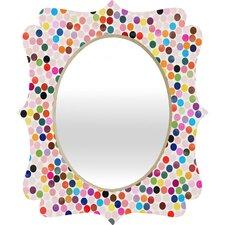Garima Dhawan Dance 3 Quatrefoil Mirror