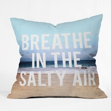 <strong>DENY Designs</strong> Leah Flores Breathe Throw Pillow