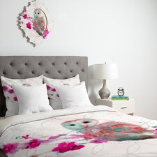 <strong>DENY Designs</strong> Hadley Hutton Quinceowl Duvet Cover Collection