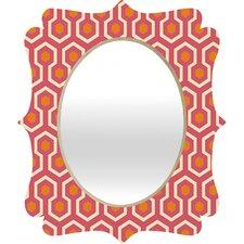 Caroline Okun Zest Quatrefoil Mirror