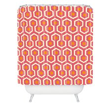 Caroline Okun Zest Polyesterrr Shower Curtain