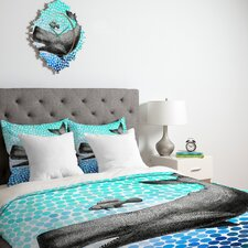 <strong>DENY Designs</strong> Garima Dhawan New Friends 3 Duvet Cover Collection