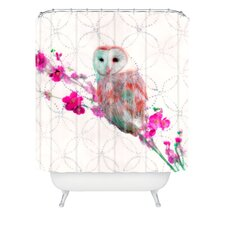 Hadley Hutton Quinceowl Polyesterrr Shower Curtain