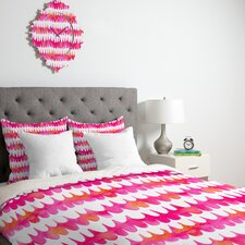 <strong>DENY Designs</strong> Betsy Olmsted Owl Feather Duvet Cover Collection