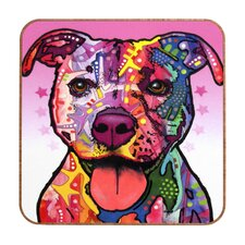 Dean Russo Cherish The Pitbull Wall Art