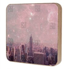 Bianca Green Stardust Covering New York Jewelry Box Replacement Cover
