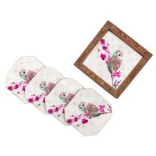 Hadley Hutton Quinceowl Coaster (Set of 4)