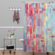 Jacqueline Maldonado Woven Polyester Shapeshifter Shower Curtain
