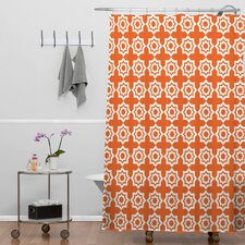 <strong>DENY Designs</strong> Khristian A Howell Woven Polyester Moroccan Mirage Shower Curtain