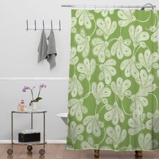 Khristian A Howell Woven Polyester Provencal Thyme Shower Curtain