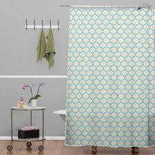 Sabine Reinhart Polyester Into The Sky Shower Curtain