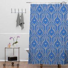 Holli Zollinger Polyester Umbraline Shower Curtain