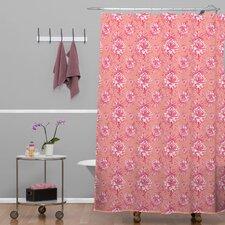 Caroline Okun Polyester Artichoktica Shower Curtain