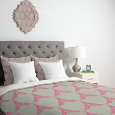 <strong>DENY Designs</strong> Bianca Green Oui Oui Duvet Cover Collection
