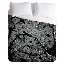 CityFabric Inc Paris Microfiber Duvet Cover