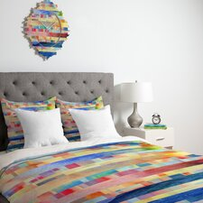 <strong>DENY Designs</strong> Jacqueline Maldonado Amalgama Duvet Cover Collection