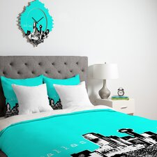 <strong>DENY Designs</strong> Bird Ave Dallas Duvet Cover Collection