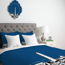 <strong>DENY Designs</strong> Bird Ave Washington Duvet Cover Collection