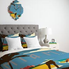 <strong>DENY Designs</strong> Anderson Design Group Miami Duvet Cover Collection