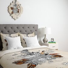 <strong>DENY Designs</strong> Iveta Abolina Floral 2 Duvet Cover Collection