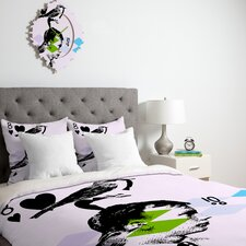 <strong>DENY Designs</strong> Randi Antonsen Poster Hero 2 Duvet Cover Collection