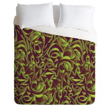 Wagner Campelo Abstract Garden Duvet Cover Collection