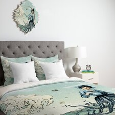 <strong>DENY Designs</strong> Belle 13 Sea Fairy Duvet Cover Collection