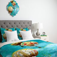 <strong>DENY Designs</strong> Land Of Lulu Duvet Cover Collection
