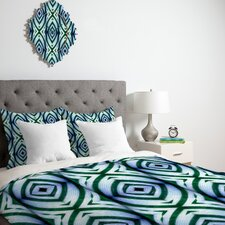 <strong>DENY Designs</strong> Wagner Campelo Maranta Duvet Cover Collection
