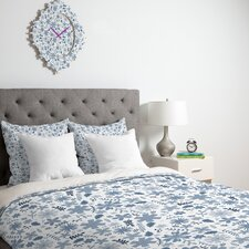 <strong>DENY Designs</strong> Jennifer Denty Duvet Cover Collection