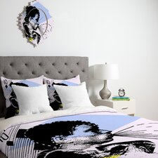 <strong>DENY Designs</strong> Randi Antonsen Poster Hero 1 Duvet Cover Collection