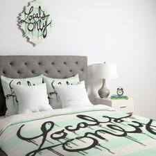 Wesley Bird Locals Duvet Cover Collection