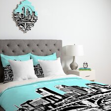 <strong>DENY Designs</strong> Bird Ave Minneapolis Duvet Cover Collection