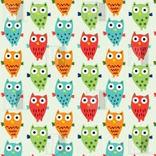 Andi Bird Owl Fun Duvet Cover Collection