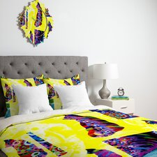 <strong>DENY Designs</strong> Randi Antonsen Cats 1 Duvet Cover Collection