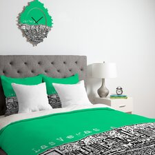 <strong>DENY Designs</strong> Bird Ave Las Vegas Duvet Cover Collection
