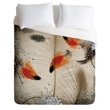 Iveta Abolina Feather Dance Duvet Cover Collection
