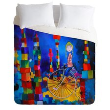 Robin Faye Gates Out of Bounds Duvet Cover Collection
