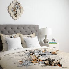 <strong>DENY Designs</strong> Iveta Abolina Floral 1 Duvet Cover Collection