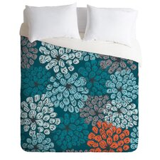 Khristian A Howell Greenwich Gardens 3 Piece Microfiber Duvet Cover Set