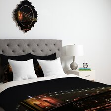 <strong>DENY Designs</strong> Leonidas Oxby Brooklyn Bridge 2 Duvet Cover Collection