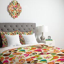 Valentina Ramos Little Birds Duvet Cover