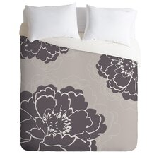 Caroline Okun Winter Peony Duvet Cover Collection